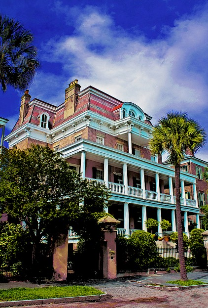The Ghosts Of The Battery Carriage House Inn Scares And